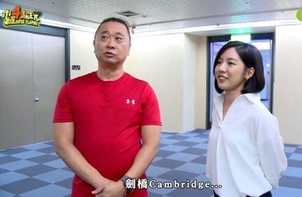 近期邰智源主持的《木曜4超玩》一日幕僚系列受關注,「學姊」也因此爆紅。(翻攝自網路)