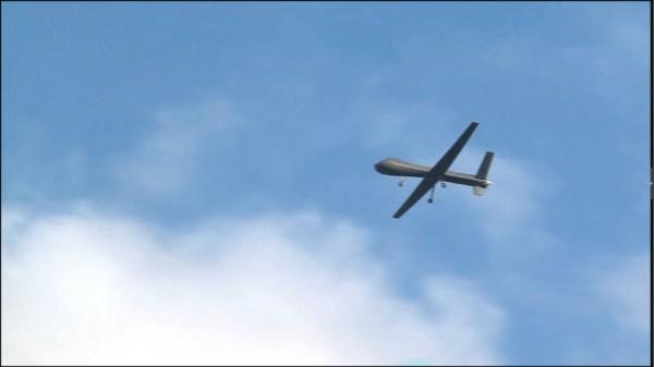 騰雲無人機。(資料照)