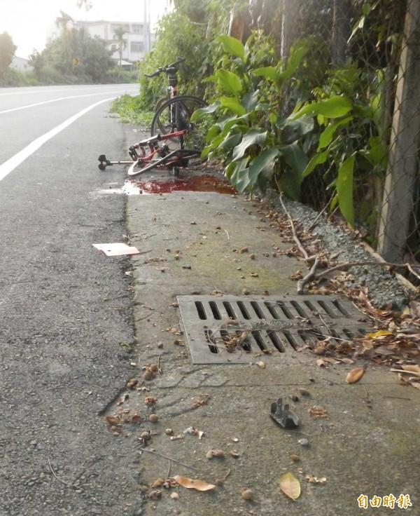 車禍事故現場就在單車車友騎乘的熱門路線。(資料照)