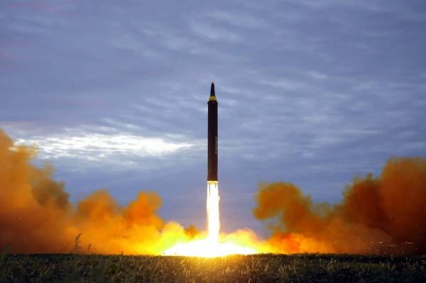 聯合國最新報告指稱,北韓仍在繼續發展核武器和導彈計劃。(法新社)