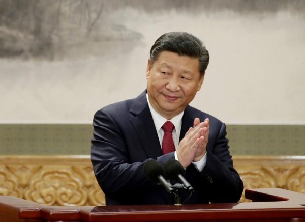 中國著名經濟學者、北大教授張維迎,暢談中國「主權大於人權,權力優先於權利」的問題。圖為中國領導人習近平。(路透)