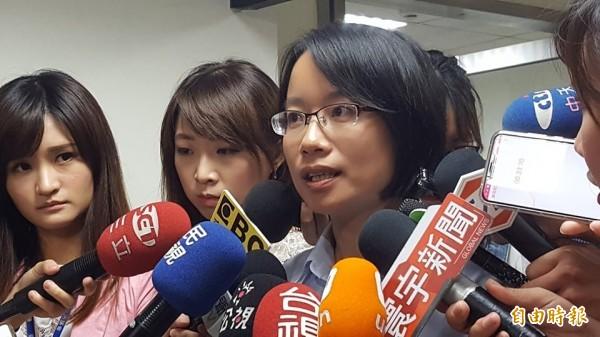 北農總經理吳音寧(見圖)日前表示「依法」不再赴台北市議會備詢。台北市長柯文哲今表示,將修台北市自治條例,徹底解決。(資料照,記者楊心慧攝)
