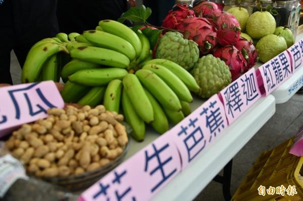 台灣植物其實幾乎都是外來種;此為示意圖。(資料照)