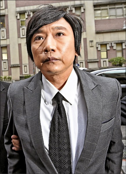 藝人秦偉被控涉性侵,台北地院昨認定三罪各判刑四年、定應執行刑八年。(資料照)