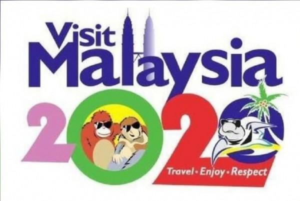 這款新的馬來西亞觀光標誌自公布以後,就遭大馬網友批評。今天大馬觀光部長表示,要重新設計官方標誌。(圖擷取自@TourismMalaysia推特)