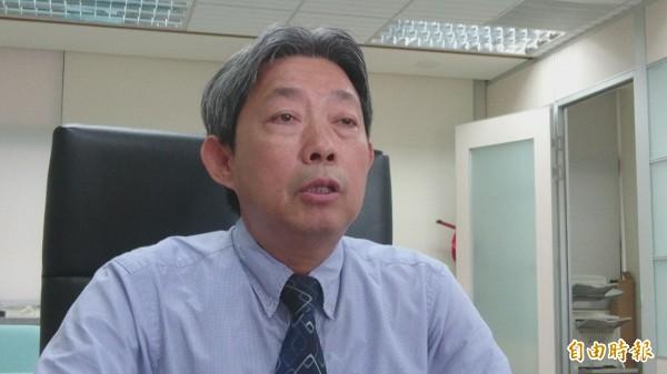 成大副校長黃正弘表示,將盡力協助有意願留在台灣讀書的薩爾瓦多學生繼續就讀。(記者劉婉君攝)