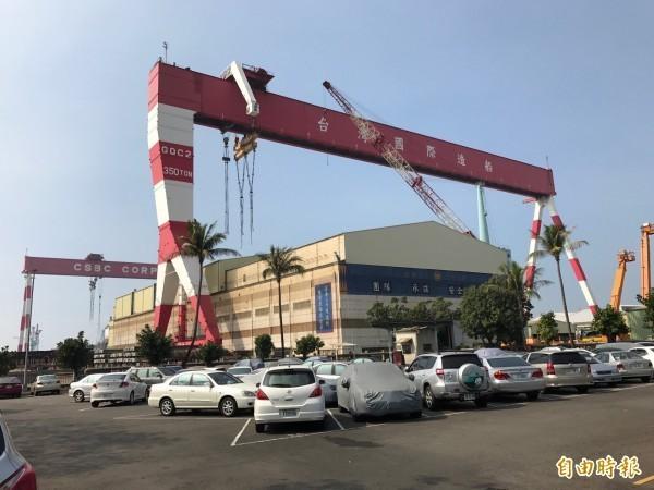 有媒體報導,台船已委請日本三菱重工、川崎重工潛艦部門退休人員於10月提出評估建議書,並來台培訓專業焊接技工。(資料照)