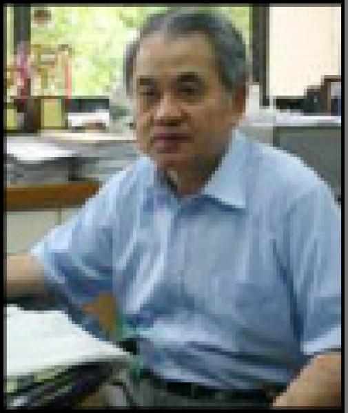 中央研究院客座講座吳金洌。(取自中研院網站)