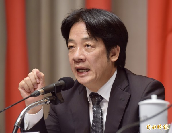 中國打壓,賴揆:台灣加入CPTPP很困難。(資料照)