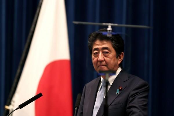 北韓要安倍晉三對日本過去對朝鮮半島的侵略行為道歉。(法新社)