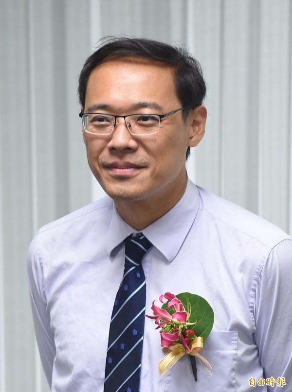 黨產會委員楊偉中驚傳在太平洋庫克群島渡假期間,為了救小孩溺斃身亡,享年47歲。(資料照,記者劉信德攝)