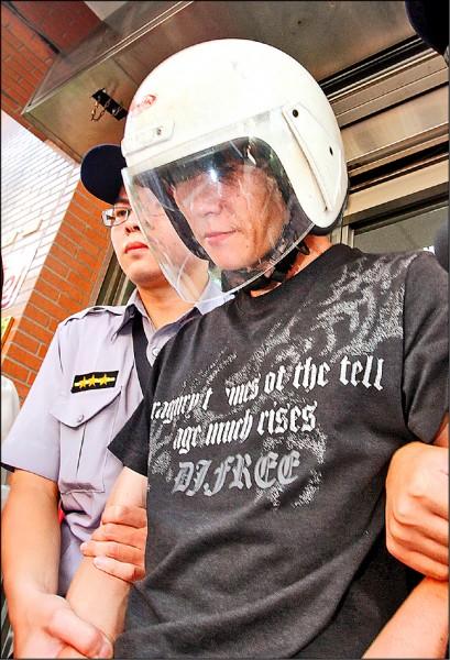 李宏基殺害前妻及六歲稚女,昨天槍決,成為蔡政府執政以來首位伏法的死囚。(資料照)