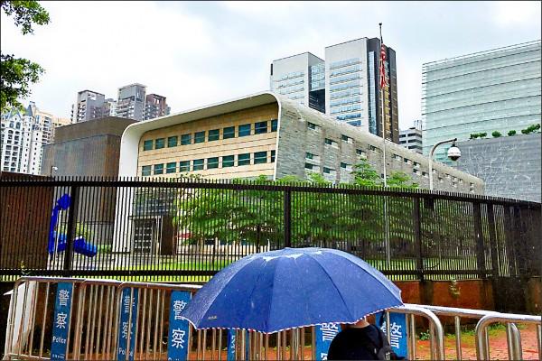 中國廣州市的美國總領事館外交人員,今年5月遭到不明原因攻擊,導致聽力和腦部受損,美方隨後撤離受害者返美治療。(美聯社檔案照)