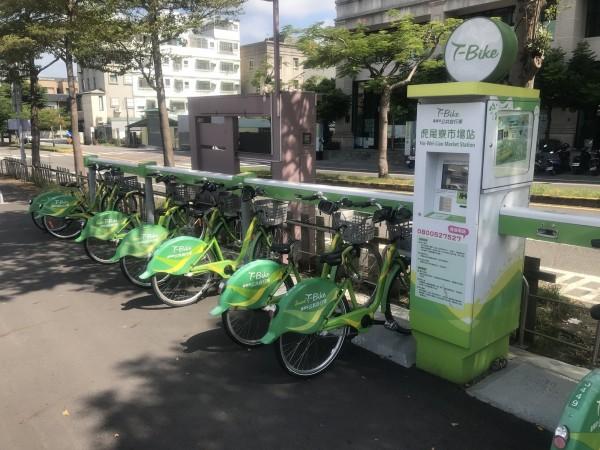 高思博表示,T-bike該全面改換成U-Bike。(高思博辦公室提供)