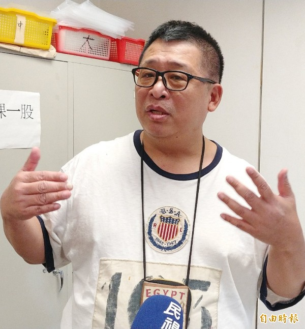 號稱「台灣賭神」的戴子郎。(資料照)
