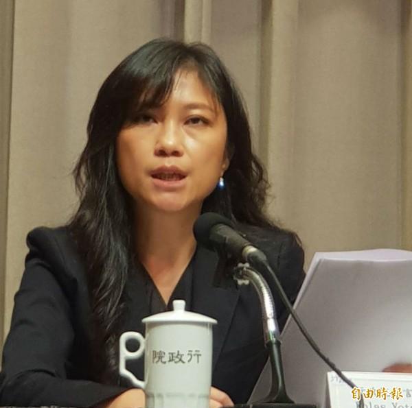 行政院發言人谷辣斯.尤達卡(Kolas Yotaka)表示,外交部及交通部觀光局將協助滯留北海道的我國國民回國。(資料照)