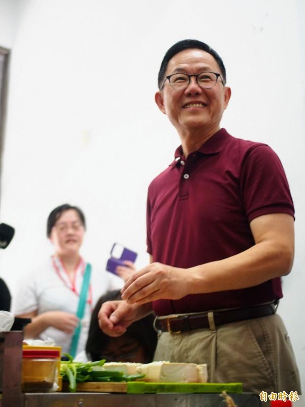 民進黨台北市長參選人姚文智請來前柯粉批柯文哲,丁守中表示,柯粉對柯文哲失望不意外,民調早有顯示。(資料照)