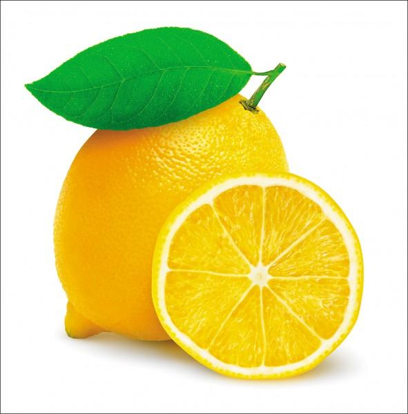 含有豐富維生素C的果汁像檸檬等,若只喝原汁恐傷胃。(本報資料照)