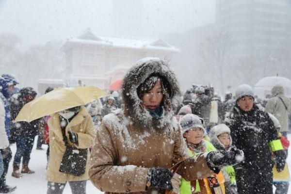 北海道預計要到11月之後才能全面恢復正常供電,居民如何對抗寒冬成為問題。(資料圖,法新社)