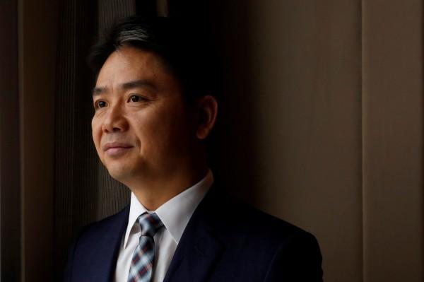 京東集團CEO劉強東。(路透)