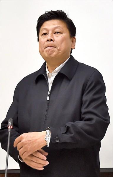 花蓮縣長傅崐萁將於選前入獄。(資料照)