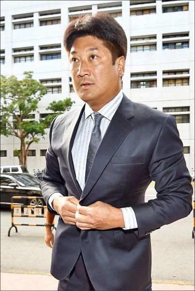 中信金控前副董事長辜仲諒涉紅火案,高院更一審判3年6月。(資料照)