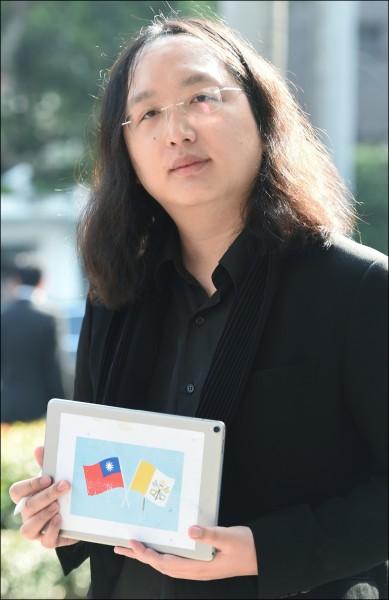 行政院政委唐鳳將以「台灣數位閣員」身分赴紐約,並與美國前亞太助卿羅素對談。(資料照)