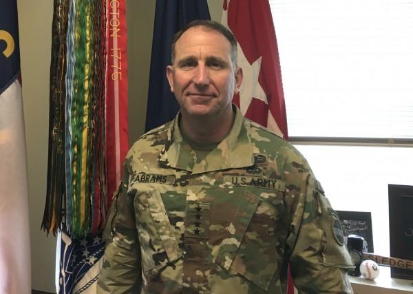 美國陸軍部隊司令部司令艾布拉姆斯(Robert Abrams)上將已獲提名接任駐韓美軍司令一職。(美聯社)