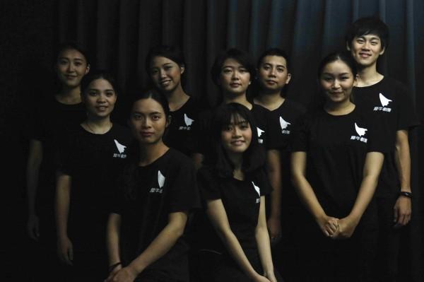 犀牛劇團成員都是桃園在地青年。(犀牛劇團提供)