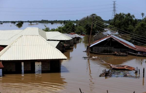 奈及利亞為非洲人口最多的國家,也是非洲重要的產油國,此次洪災可能影響當地原油供給與能源產業。(路透)