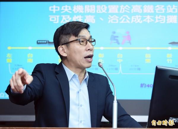 鍾佳濱認為「中華民國不是中國」,「在日本,中國是指中部地區」。(資料照)