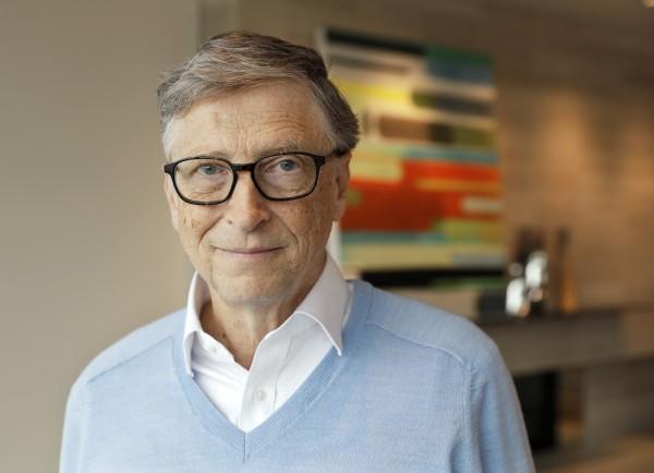 微軟創辦人比爾蓋茲慈善基金會的報告指出,非洲貧困國家人口的快速增長,可能會影響到全球減貧的進展。(美聯社)