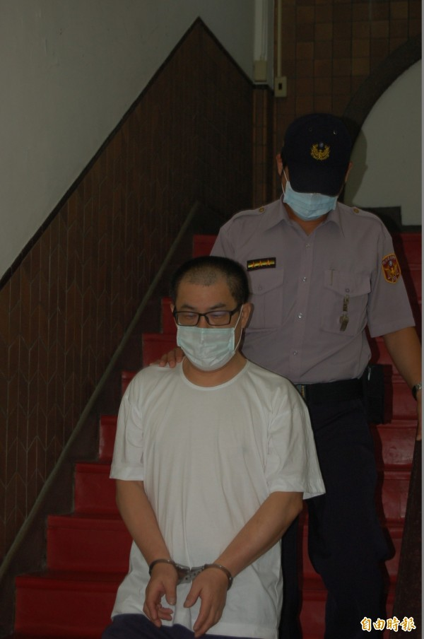 死刑犯湯景華。(資料照)
