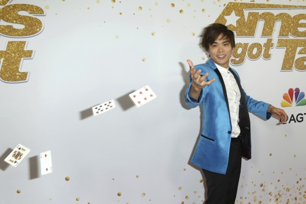 林申在本季「美國達人秀」中奪冠,成為節目史上第一位華裔冠軍。(美聯社)
