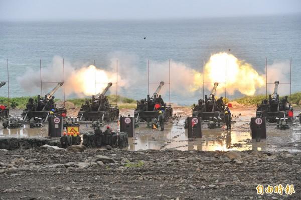 美國《華盛頓郵報》(The Washington Post)集團旗下的《外交政策》(Foreign Policy)26日刊登一篇專文分析,台海如果爆發戰爭,台灣足以抵擋中國軍隊入侵。(資料照)