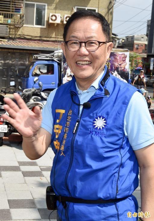 丁守中競選總部地點選在和平西路一段、晉江街口,有媒體報導,該址原本預定給丁守中和林冠勳共同使用。(資料照)