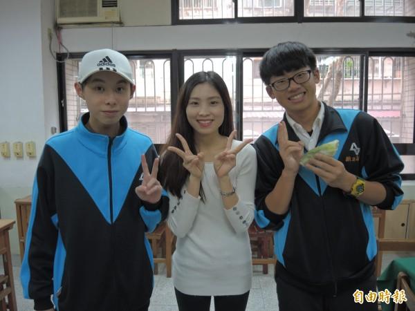 阮秋姮18歲高中畢業後就來台灣學習中文。(資料照,記者翁聿煌攝)