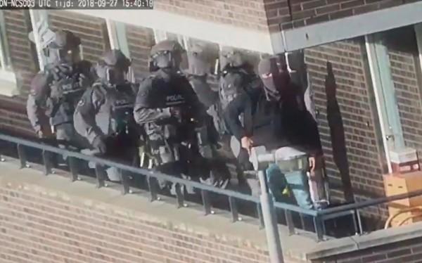 荷蘭警方於昨日表示,逮捕了7名策畫大規模死傷行動的恐怖分子。(路透)
