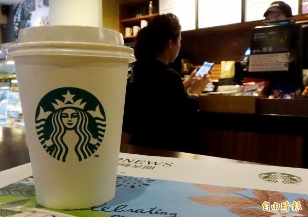 今天是「國際咖啡日」,國內不少業者紛紛響應,星巴克、伯朗咖啡也祭出限定優惠。(資料照)