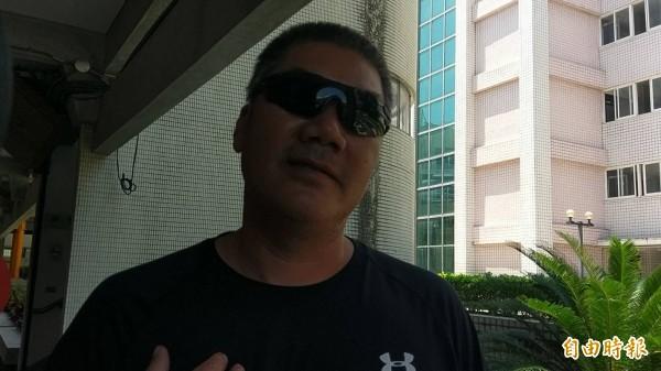 郭父表示,對於最高法院撤銷高院判決,他感到很遺憾及沉痛。(資料照)