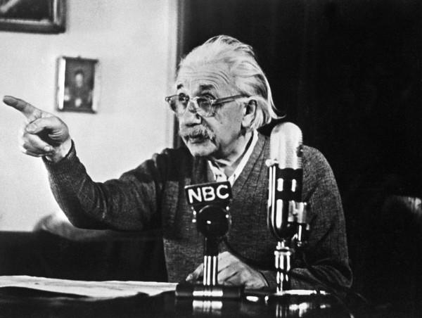 長久以來,愛因斯坦的宗教觀是許多學者熱愛討論的內容。(法新社)