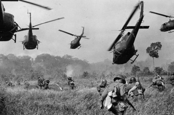 《紐約時報》解密了美國政府文件,文件指出美軍曾計畫於越戰使用核武,所幸被時任總統阻止。(資料圖 美聯社)