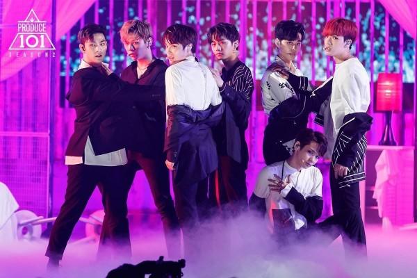 南韓出道淘汰節目《Produce 101》遭中國愛奇藝抄襲成《偶像練習生》,相似度創下世界紀錄。(影藝中心翻攝自Produce101)