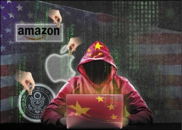美國資安公司警告,「很不幸的,中國駭客又回來了」。(示意圖)