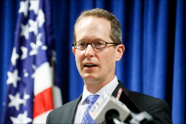 美國政府十日表示,被控從事經濟間諜活動、今年四月已在比利時落網的中國間諜徐延軍),九日被引渡到美國與遭到逮捕。(美聯社)