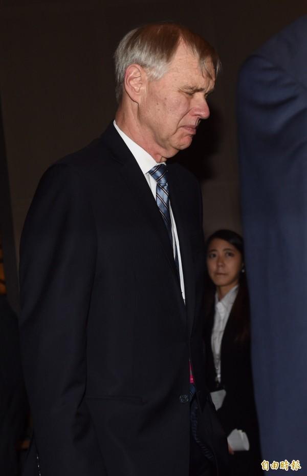 布魯金斯研究所東北亞中心主任、美國在台協會前理事主席卜睿哲。(資料照)