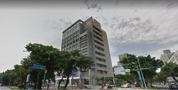 台北市警局交通大隊。(取自google街景)