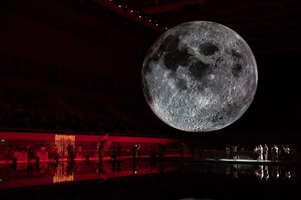 中國科學研究單位現在正在進行一項「人造月亮」的計畫,預計2020年要在空中打造一顆「人造月亮」。(歐新社)