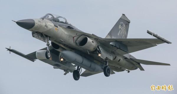 IDF戰機透過「翔昇計畫」進行性能提升。(資料照)
