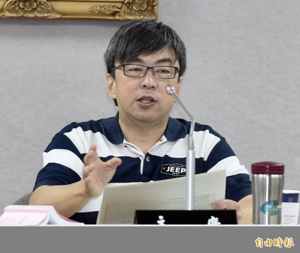 民進黨立委段宜康。(資料照)